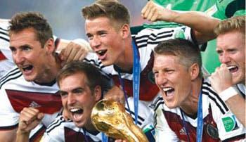 ¡Lo que dejó el Mundial!