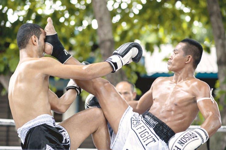 Muay thai: Un combate para la libertad