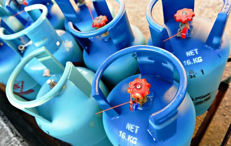 Usuarios en riesgo con gas suministrado por Recope
