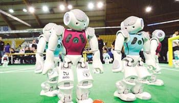 Brasil celebrará la RoboCup
