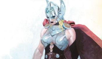 Thor, será una mujer en su próxima entrega