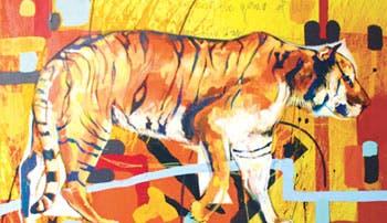 Melico Salazar se llena de arte