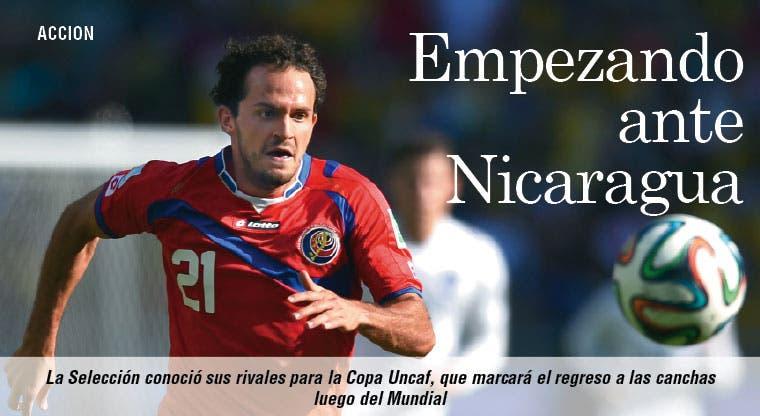 Nicaragua, primer rival