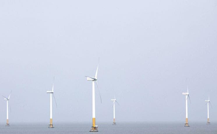 China se retrasa en instalación de parques eólicos marítimos