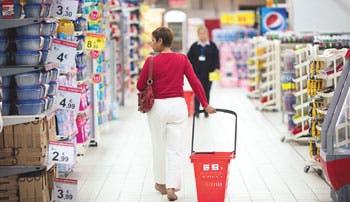 Ventas de Carrefour superan estimaciones