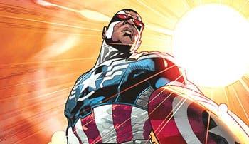Marvel cambia de raza al Capitán América