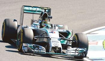 Alemania es de Rosberg