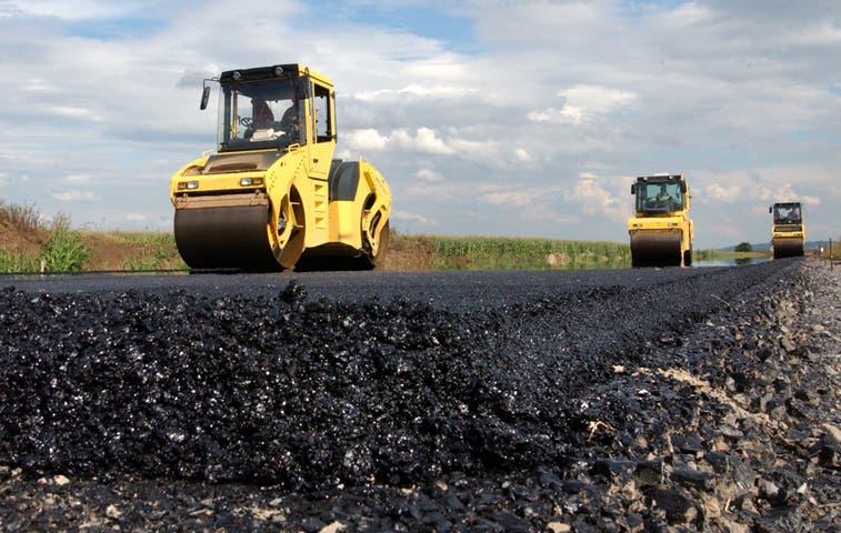 Suspenden venta de asfalto
