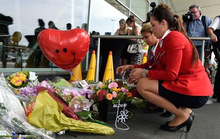 Termina rescate de cuerpos del avión malasio