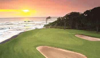 El golf viaja a Guanacaste