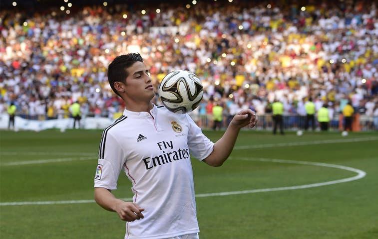 'Fiebre amarilla' en el Bernabéu para Rodríguez