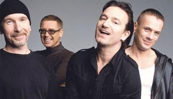 """Álbum de U2, listo para noviembre, según """"The Sun"""""""
