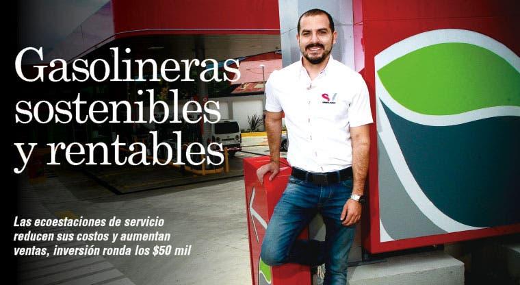 Ecoestaciones: gasolineras sostenibles y rentables
