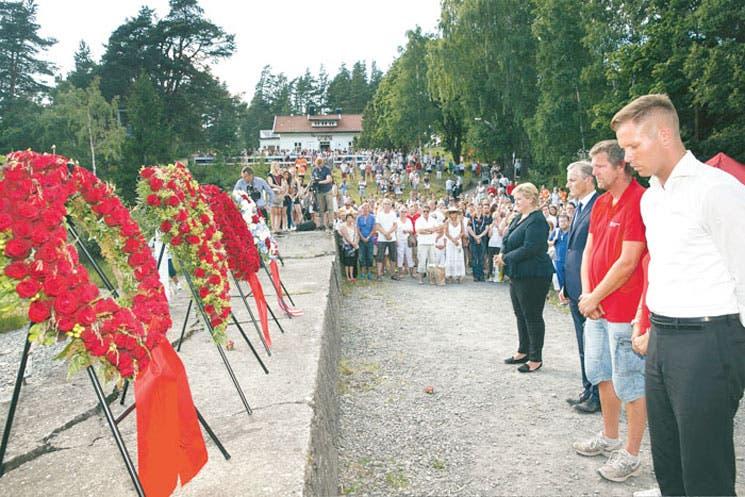 Noruega recordó atentado del fundamentalista Breivik