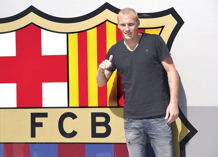 Barça ficha defensa