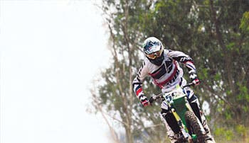 Motocross rumbo a Orotina