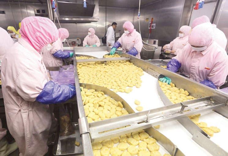 Cinco detenidos en China por escándalo de carne