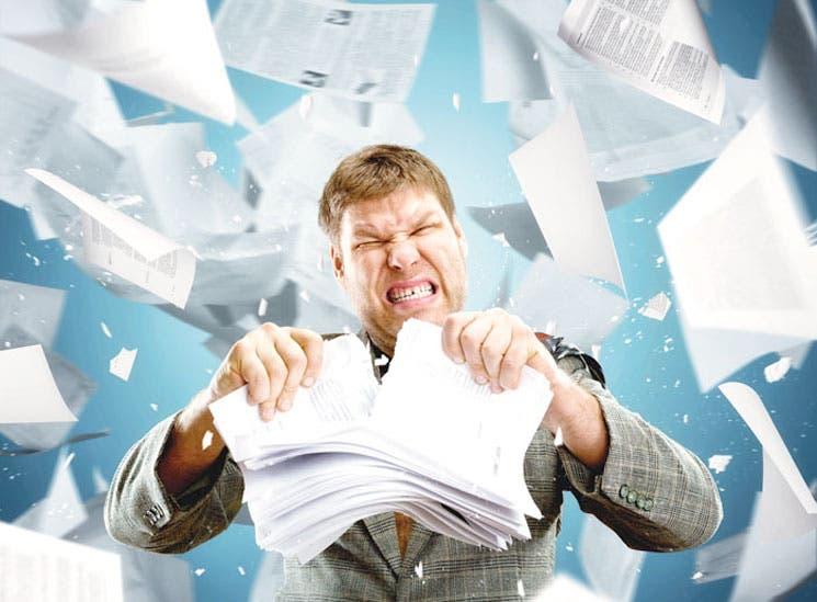 Soluciones al estrés organizacional