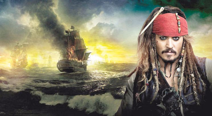 """La quinta parte de """"Piratas del Caribe"""" llegará en 2017"""