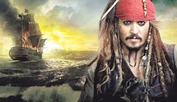 La quinta parte de Piratas del Caribe llegará en 2017