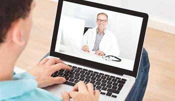 Diseñan primer consultorio privado de telemedicina
