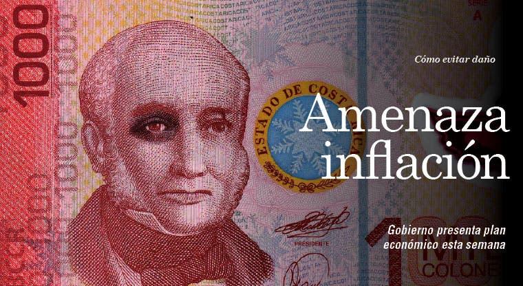 Amenaza inflación