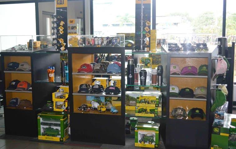Matra venderá souvenirs y juguetes en locales nuevos
