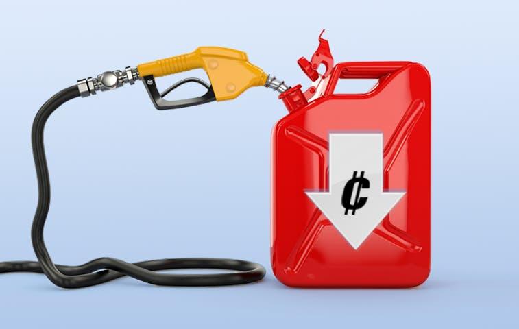 Se avecina nueva baja en gasolinas