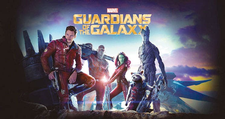 """Guardians of the Galaxy"" tendrá secuela"