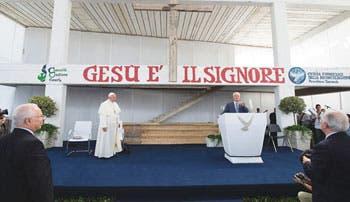 Papa pide perdón por persecuciones de católicos a pentecostales