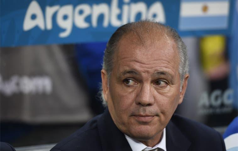 Alejandro Sabella no seguirá con Argentina