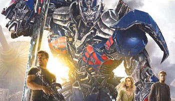 Transformers 4 bate récords