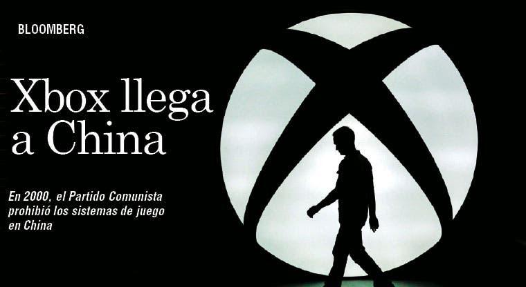 Xbox llega a China y Microsoft supera a sus rivales