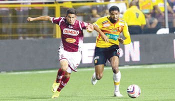 Saprissa busca la final