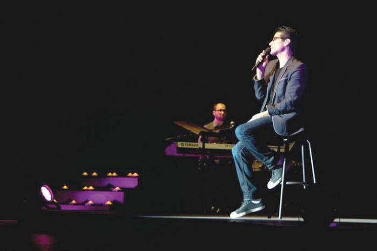 Jesús Adrián Romero cantará en el país en diciembre