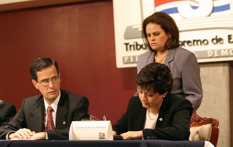 TSE volverá a integrarse con tres magistrados