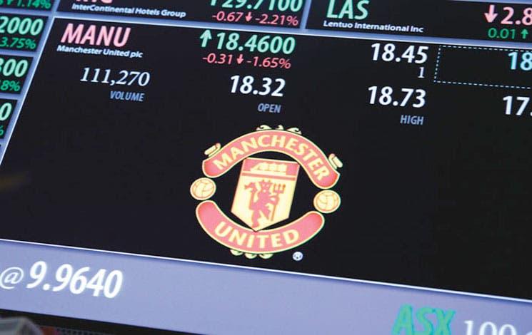 Familia Glazer vende 5% de Manchester United