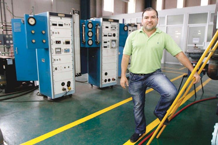 Despega formación en mantenimiento aeronáutico