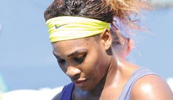 Serena tricampeona
