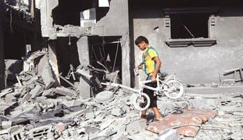 Otra escuela de la ONU sufre bombardeo israelí