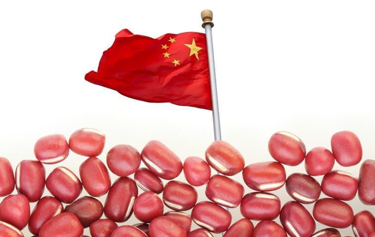 Niegan entrada comercial a frijol procedente de China