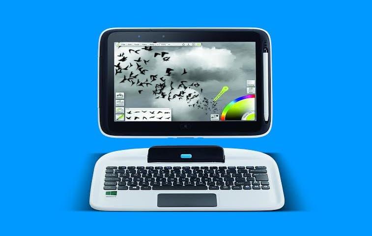 Primera computadora enfocada en educación