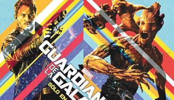 """""""Guardianes de la Galaxia"""" marca récord"""