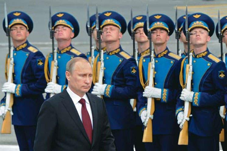 """Putin ordena """"medidas de respuesta"""" a sanciones de Occidente"""