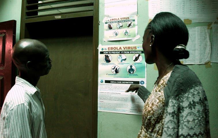 932 víctimas del ébola en África Occidental