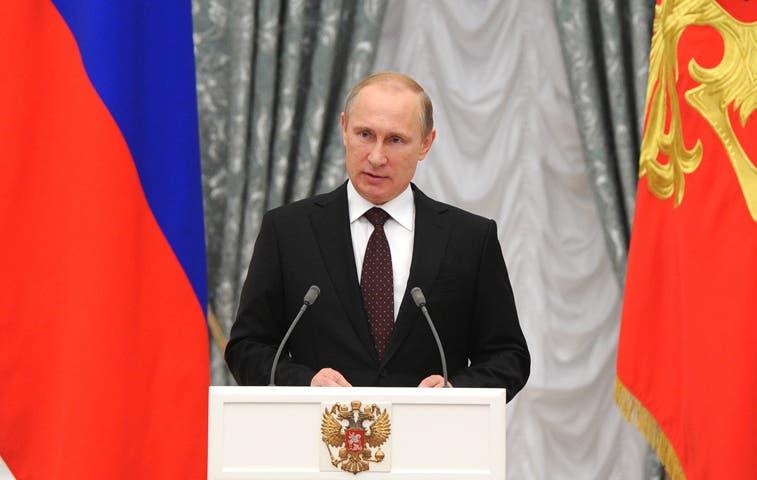Rusia prohibirá importaciones