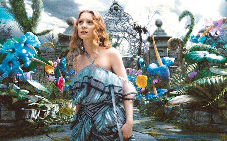 """Comienza el rodaje de """"Alice in Wonderland"""""""
