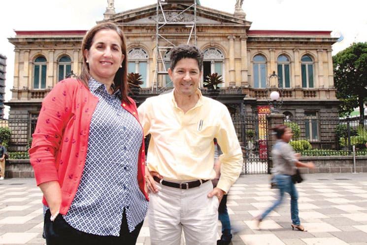 Intervendrán fachada sur del Teatro Nacional