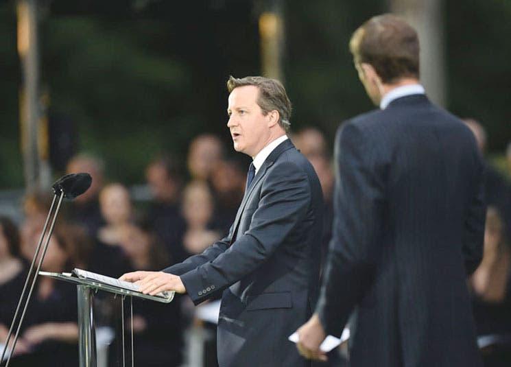 """Cameron llama a Israel a la """"moderación"""""""