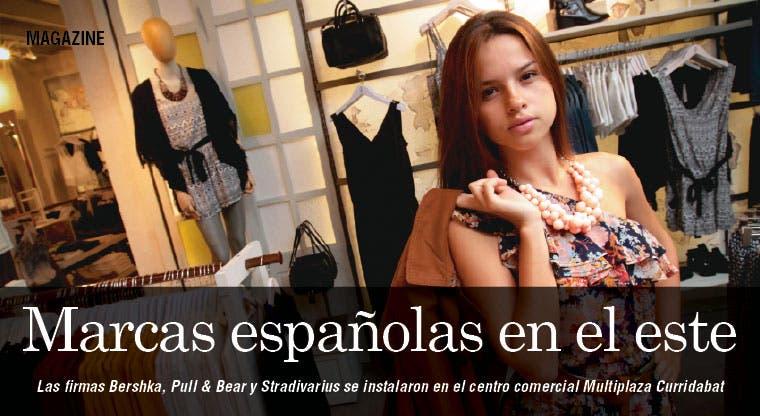 Marcas españolas llegan al este